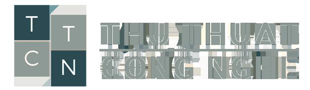 Logo Thủ Thuật Công Nghệ footer