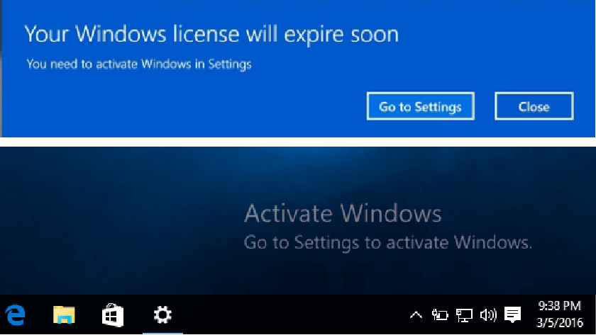 Active windows 10 là gì?