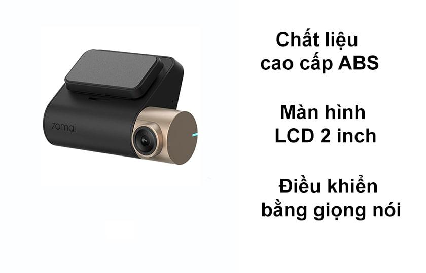 Camera hành trình Xiaomi 70mai pro 2K: