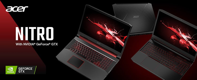 Laptop Gaming Acer Nitro