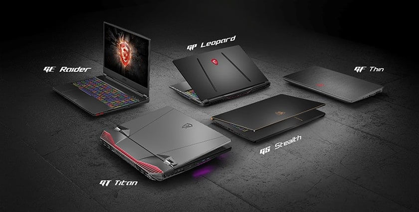 Laptop MSI Gaming - Ảnh 2