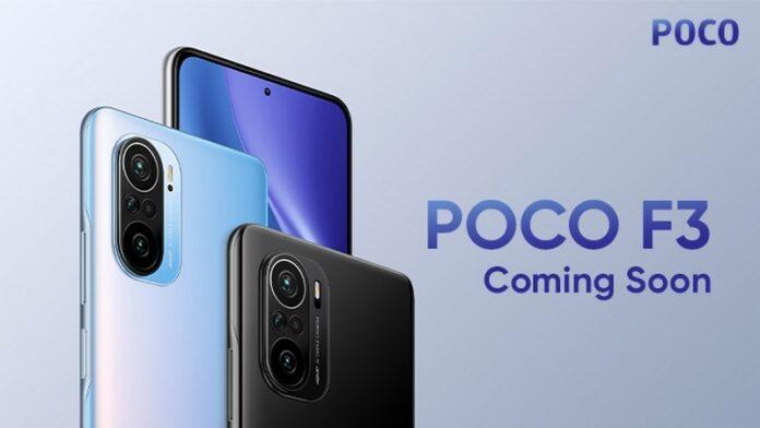 Điện thoại Xiaomi POCO F3 giá bao nhiêu, mua ở đâu rẻ?