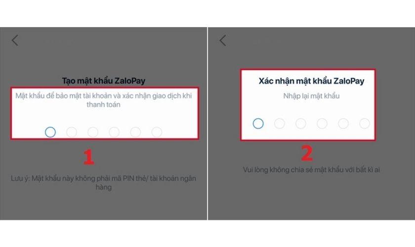 Cách đăng ký Zalo Pay bằng Zalo