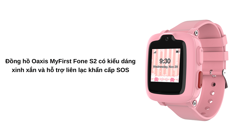 Đồng hồ Oaxis Myfirst Fone S2